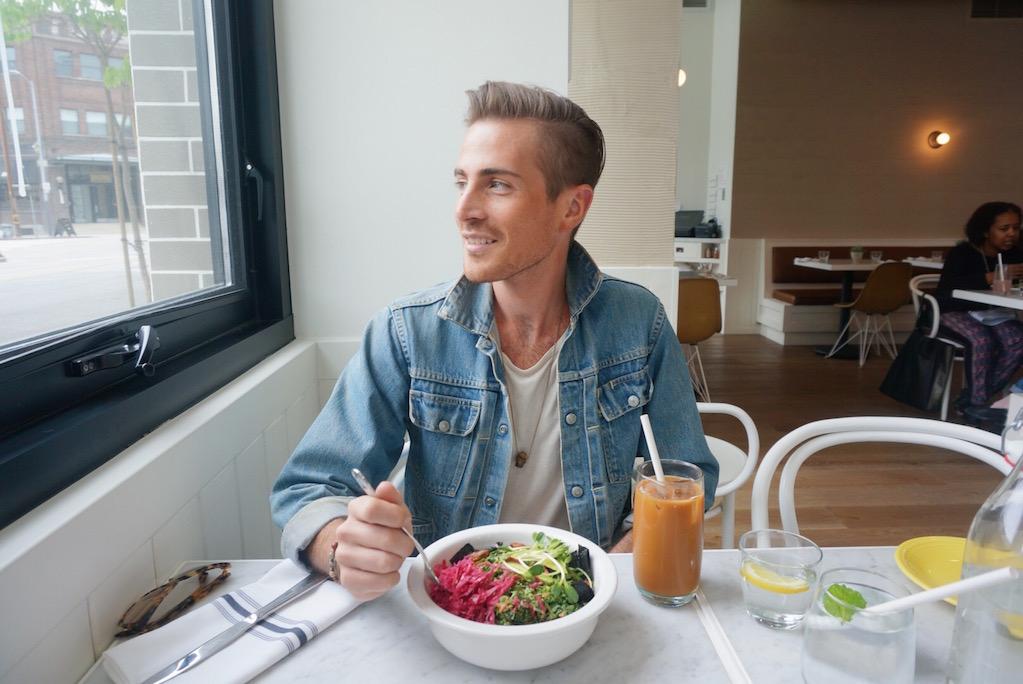 The True Spoon Eats Cafe Gratitude Dtla Wellness