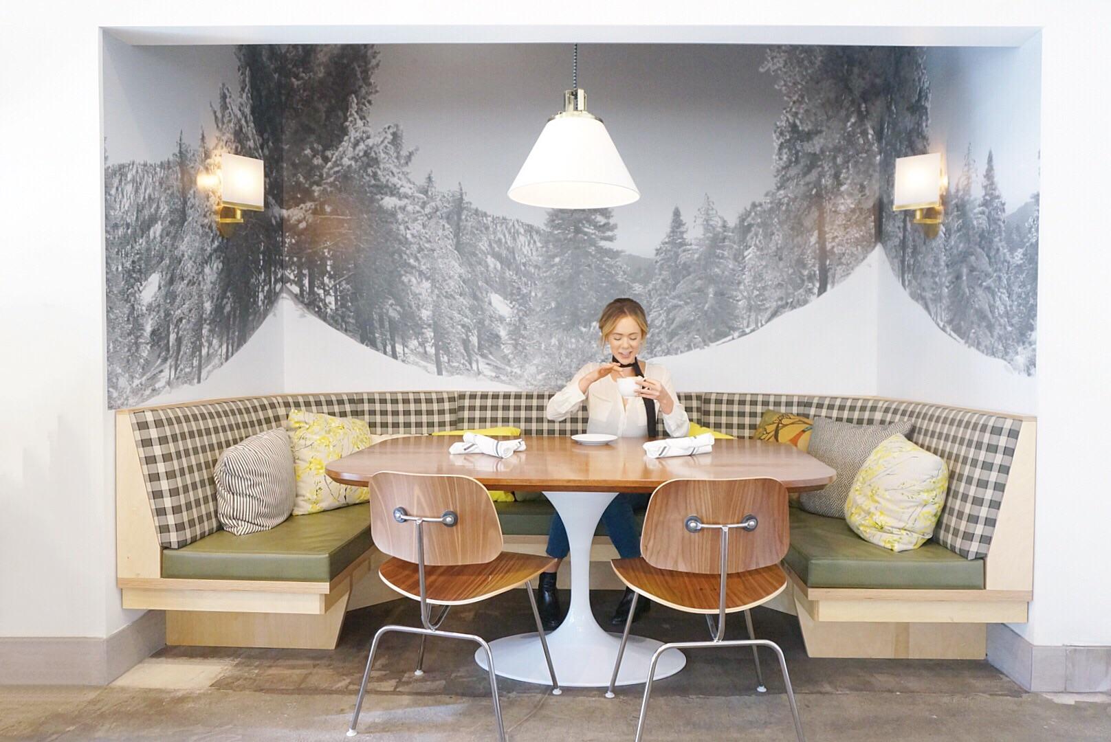Little Pine Restaurant Silverlake Menu