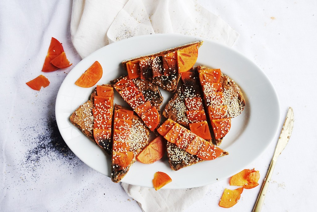 healthy fruit recipes for breakfast persimmon fruit