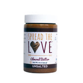 Spread the Love Almond Butter