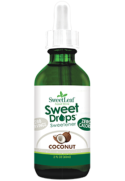 Sweet Leaf Liquid Stevia Coconut