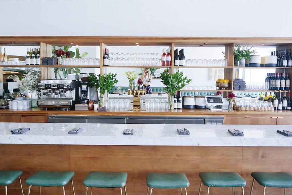 Ostrich Farm bar