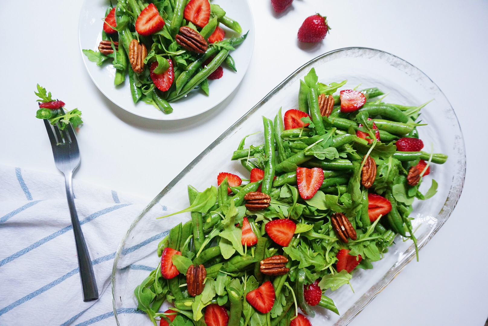 Farmbox Green Bean Salad
