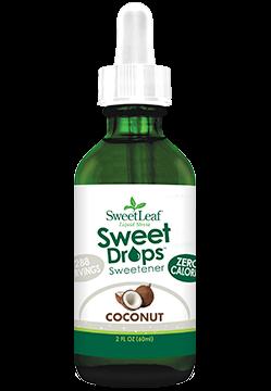 Sweet Leaf Liquid Stevia Coconut