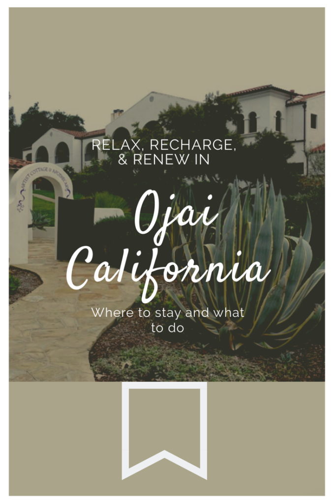 Ojai California resort guide and more #thetruespoon #ojai #ojaivalleyinn #familytravel #wellnesstravel
